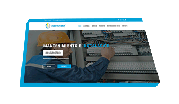 solprotech hosting peru