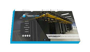 techcom hosting peru