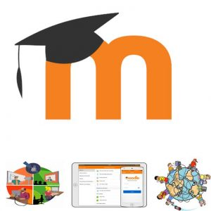 aula virtual con moodle