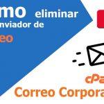 Cómo eliminar un reenviador de correo electrónico en cPanel