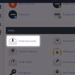 Cómo crear una cuenta de correo electrónico en cPanel