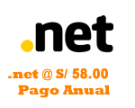 dominio .net