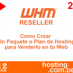 Video Hosting Reseller de  Como Crear Un Paquete o Plan de Hosting