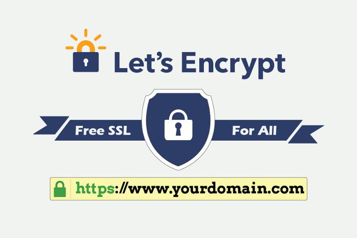 ssl certificado de seguridad lets encrypt