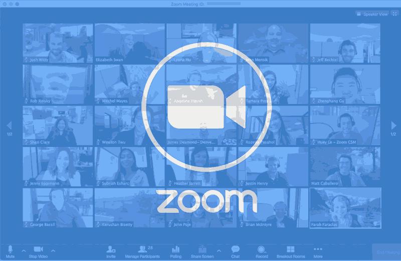 moodle peru y zomm video conferen cia