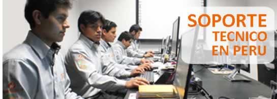 Hosting Peru soporte tecnico