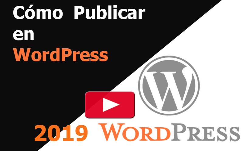 wordpress como publicar